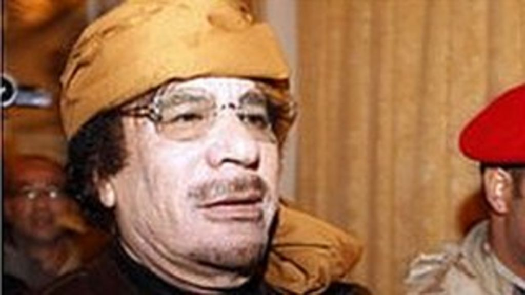 A SHORT HISTORY OF LIBYA