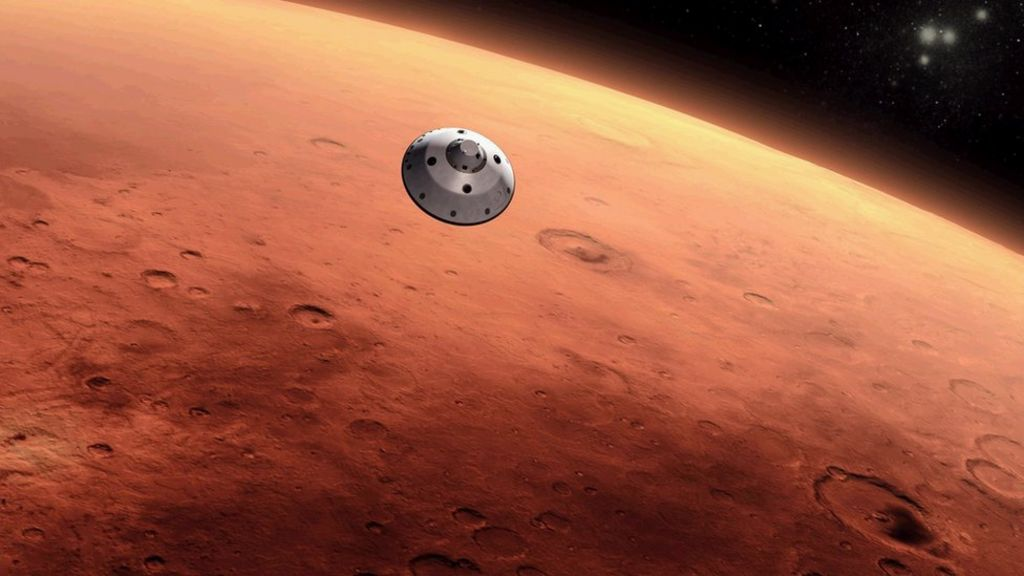 bbc news on mars landing - photo #2