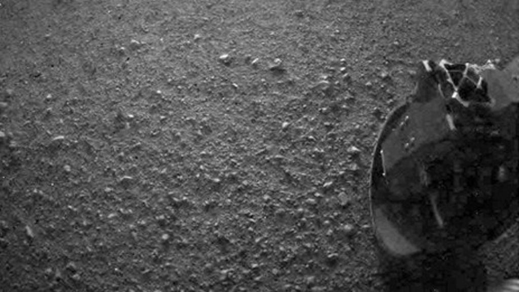 bbc news on mars landing - photo #12