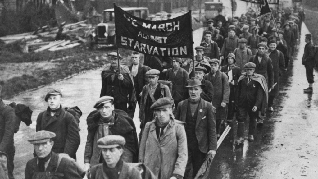 the great depression of 1929s and americas economy The history of the automobile  the state of the economy, growing during the boom period after world war i and dropping abruptly during the great depression,.