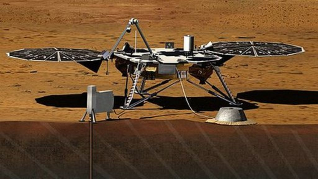 mars rover insight photos - photo #13