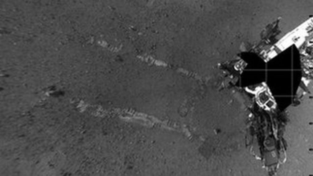 bbc news on mars landing - photo #39