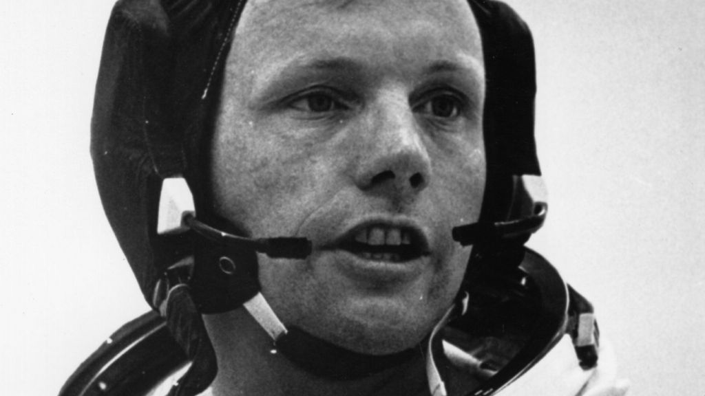 Neil Armstrong: 'Diffident' emissary of mankind - BBC News