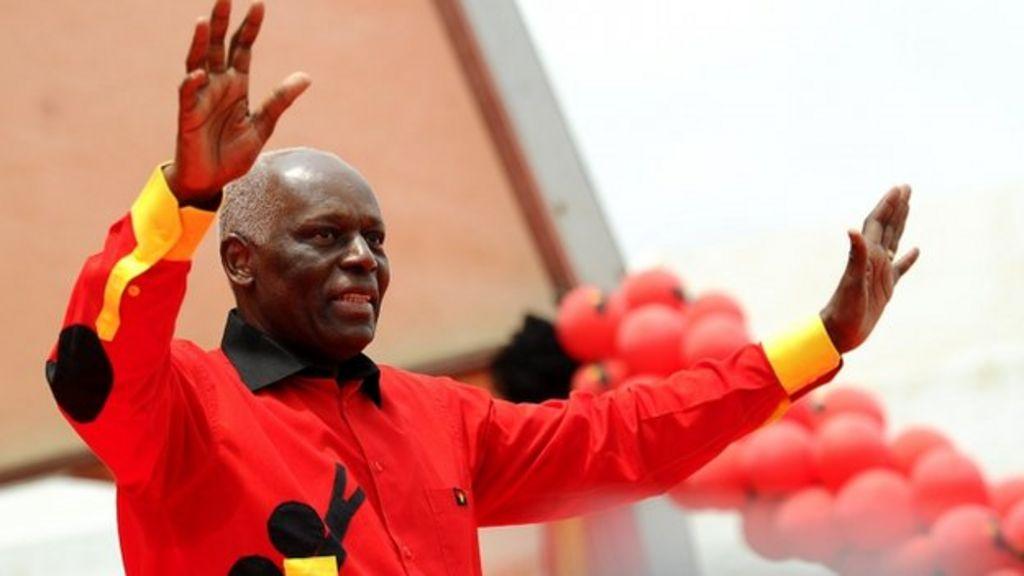 Jose Eduardo dos Santos: Angola's shy president - BBC News