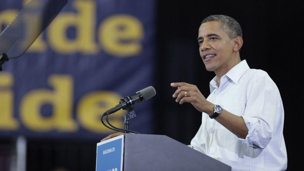 Profile: Barack Obama - BBC News