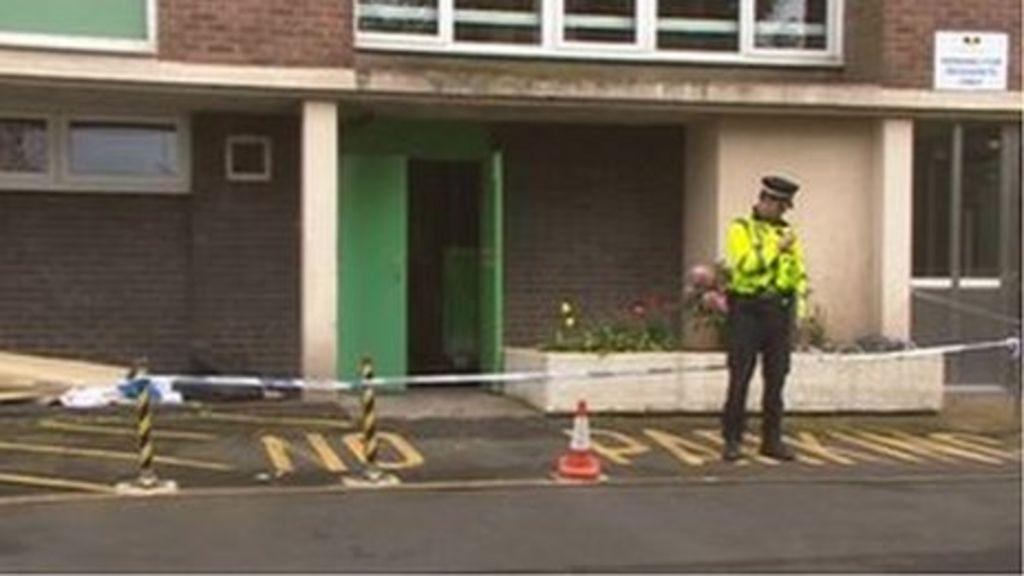 Baby found injured under rubbish chute in Wolverhampton - BBC ...