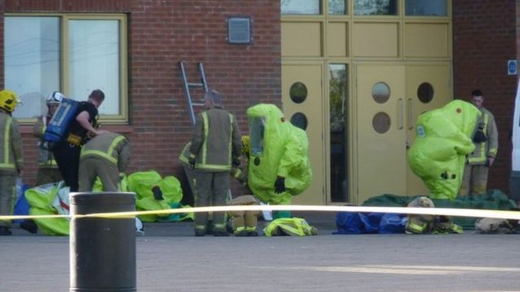 stonelaw high school to reopen after chemical spill