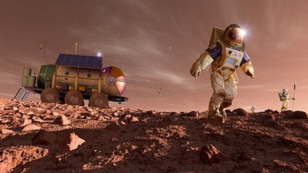 Viewpoint: When will we send humans to Mars? - BBC News