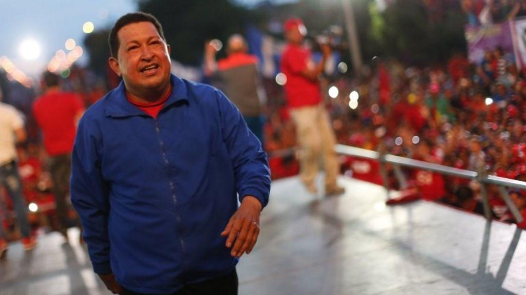 Profile: Hugo Chavez - BBC News