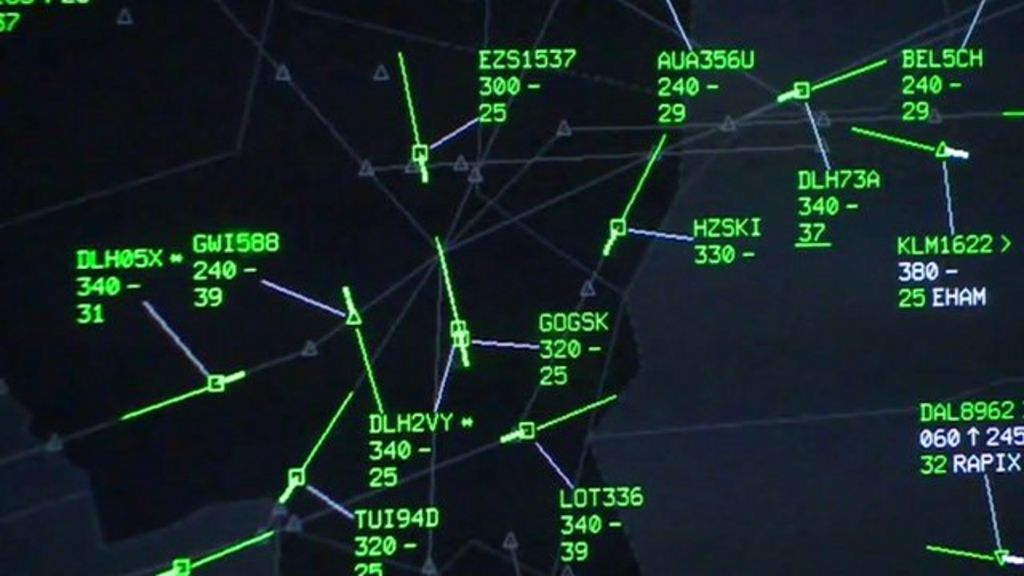 Air traffic control: Inside one of world's busiest centres ...