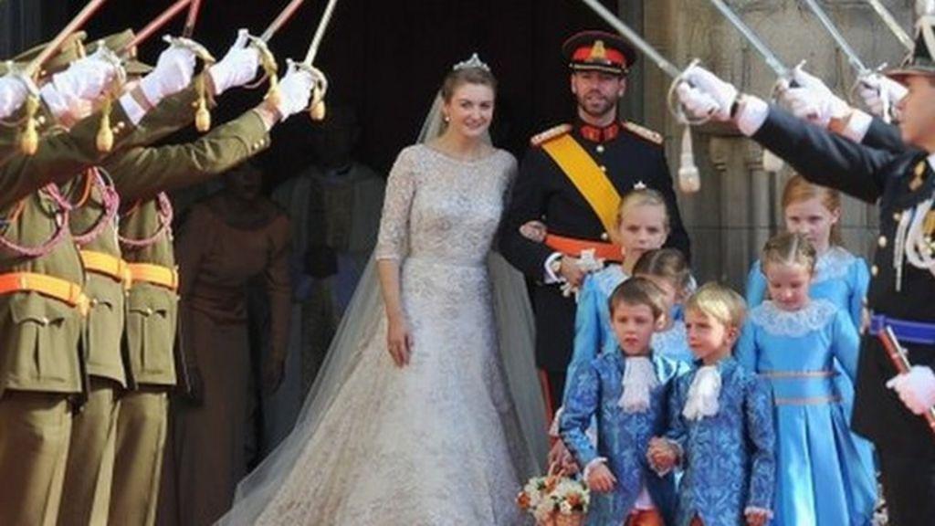 royal wedding bbc news luxembourg celebrates royal wedding