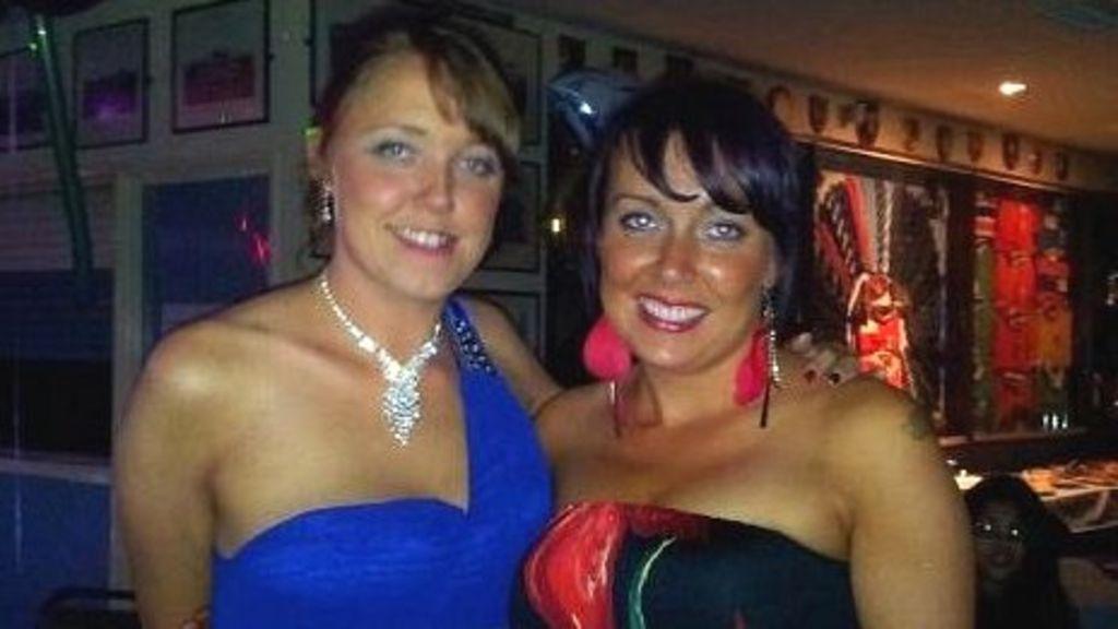 Cardiff hit-and-runs: Karina Menzies anniversary service - BBC News