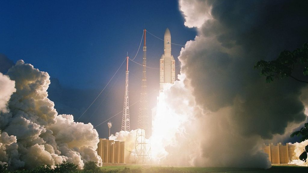 European Space Agency defines Ariane and space station ...