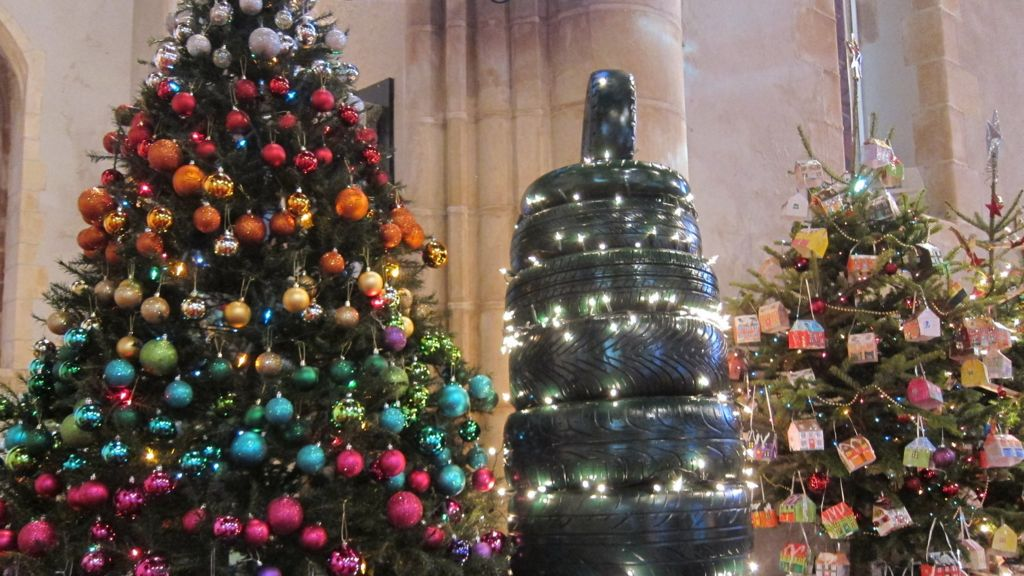 Magheralin's First Christmas Tree Festival