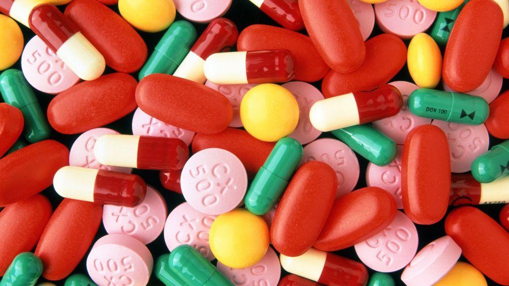 M Antibiotic Antibiotics 'ineffecti...