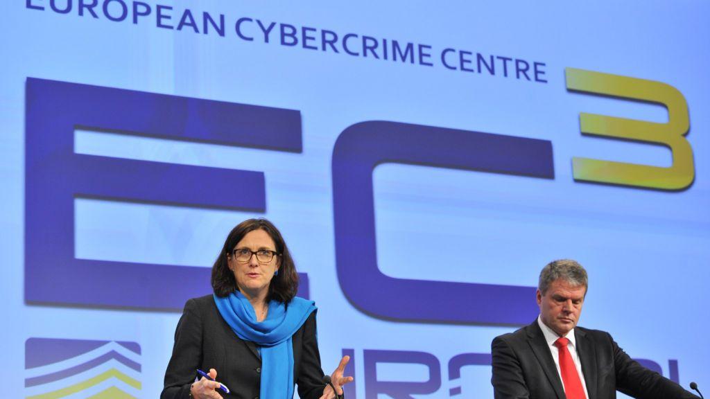 Brussels to open Europol cybercrime hub - BBC News