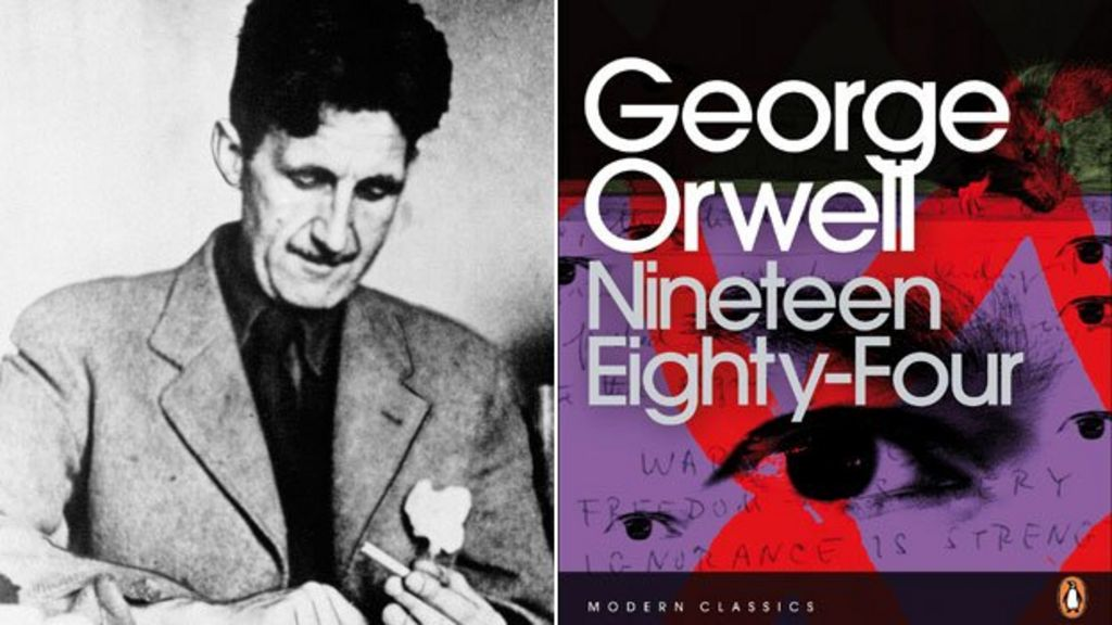 a nightmare of a vision in george orwells 1984 Beyond orwell's worst nightmare  big brother is watching you, george orwell wrote in his disturbing book 1984 but, as mikko hypponen points out, orwell was an optimist  in a petition.