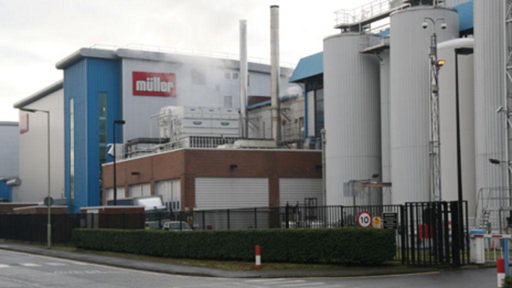 Muller Wiseman Dairies Market Drayton butter-making plant opens ...