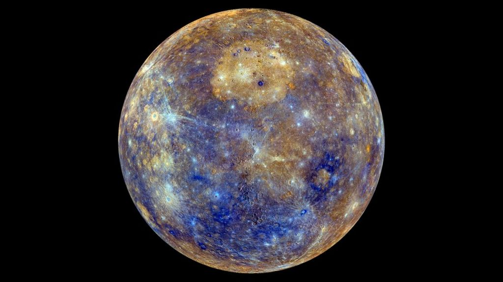 mercury the planet real color - photo #12