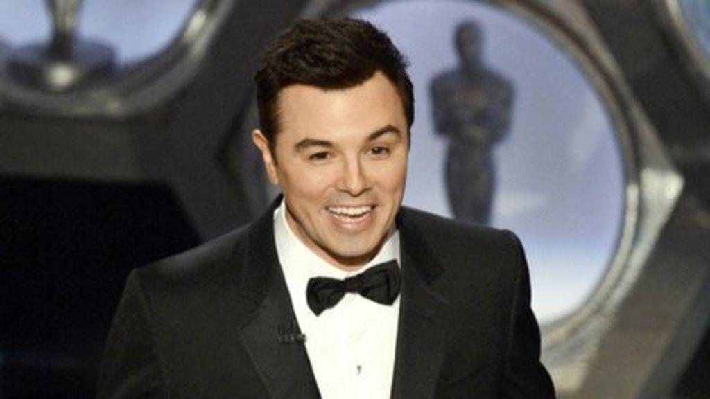 Oscars 2013: Seth MacFarlane boosts TV ratings - BBC News