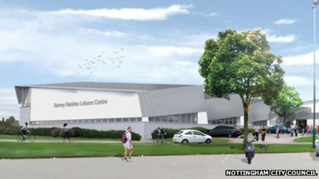 Nottinghamshire To Get First 50m Swimming Pool Bbc News