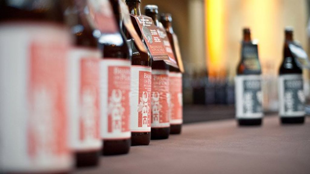 Us craft beer how it inspired british brewers bbc news for Craft beer capital of the world