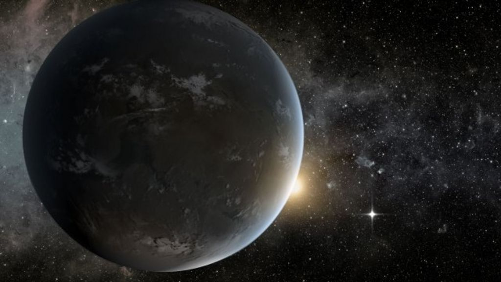 Scientists discover 'Earth-like' habitable planets - BBC News