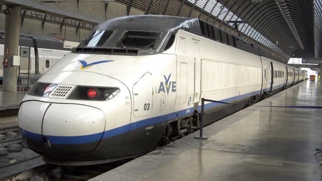 Поезд аликанте мадрид поездом цена билета штраф