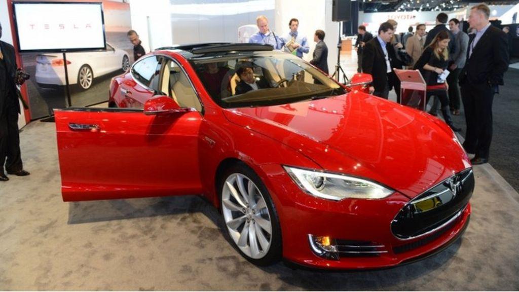 Tesla motors sparks up first profit in 10 year history for History of tesla motors