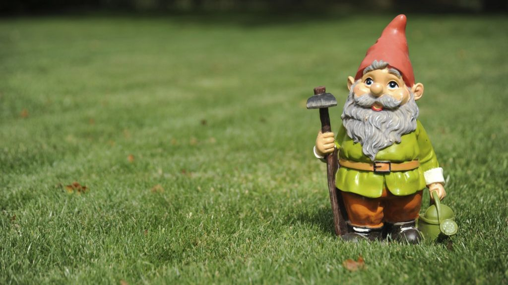 flower show our love hate relationship with garden gnomes bbc news