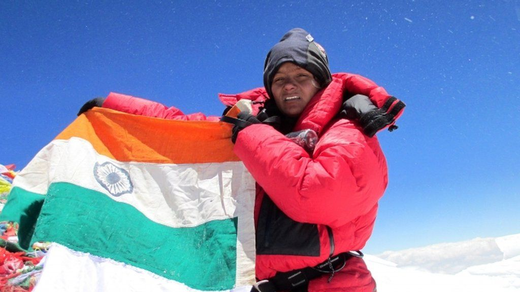 arunima sinha indian is first woman amputee to climb