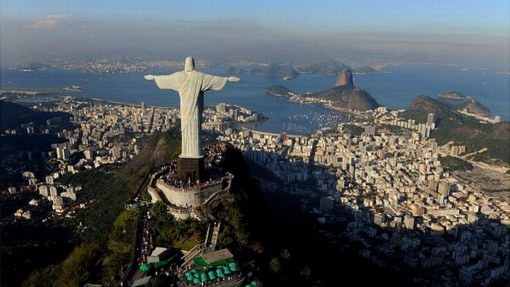 Tomorrow's cities: Rio de Janeiro's bid to become a smart city - BBC ...