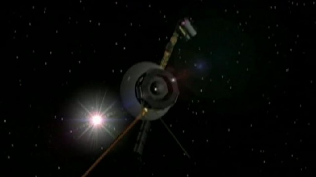 nasa voyager leaving the solar system - photo #21