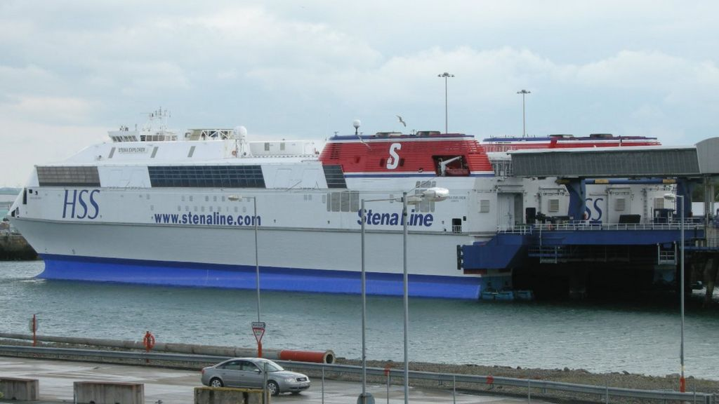 stena line to cut 26 jobs at holyhead and fishguard bbc news. Black Bedroom Furniture Sets. Home Design Ideas