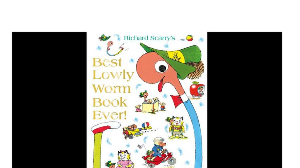 the lowly worm word book pdf