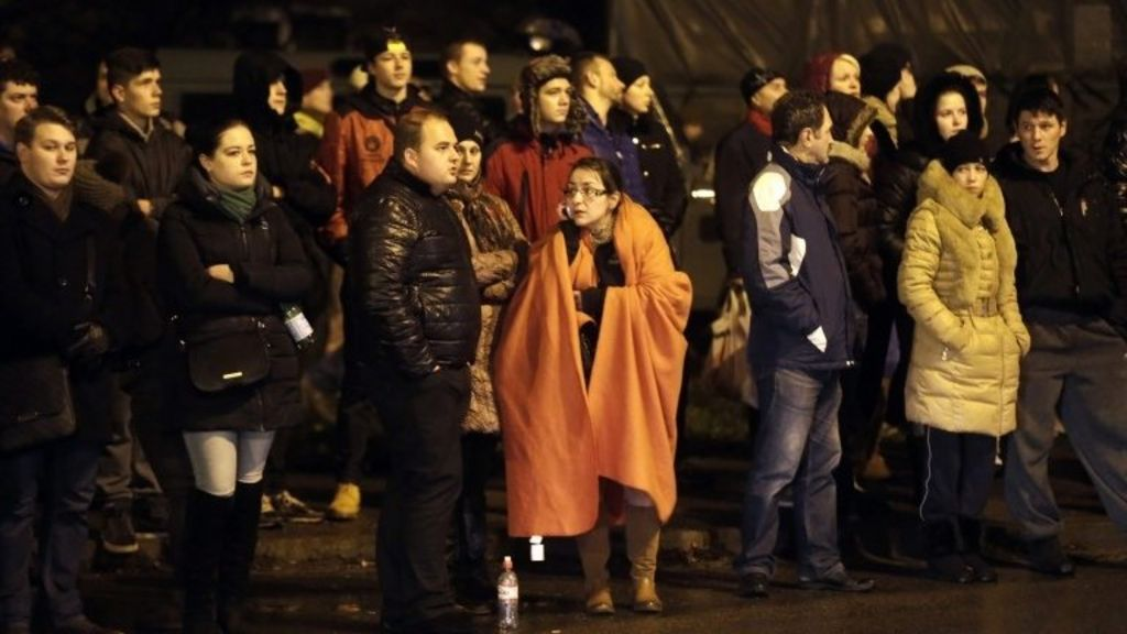 Riga Roof Collapse Six Dead And Others Feared Trapped