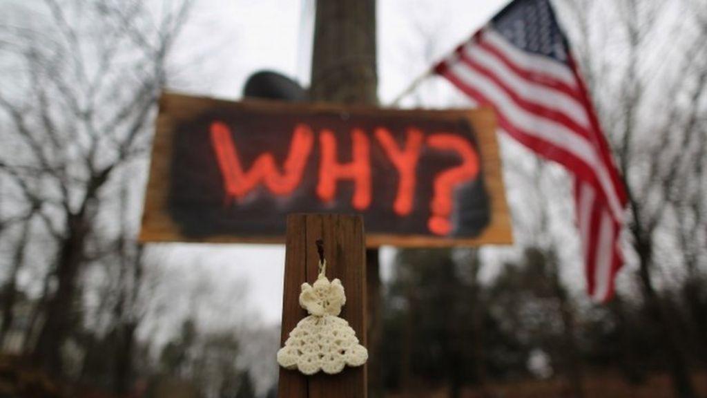 Newtown shooting: Final report reveals 'painful' details - BBC News