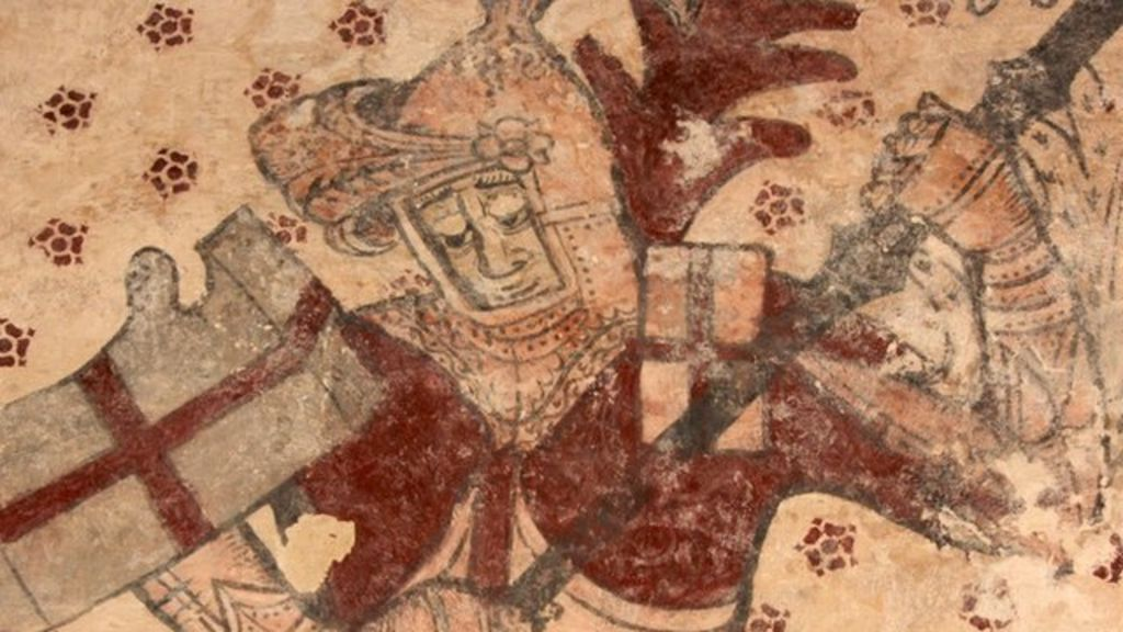 Medieval Church Wall Paintings In Wales