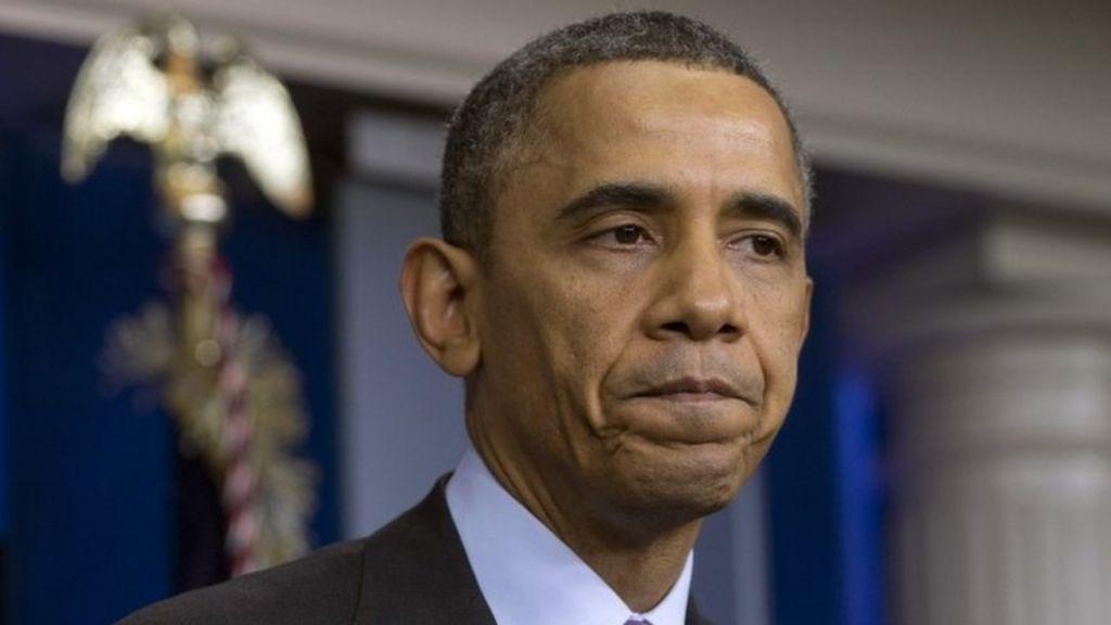 Nelson Mandela death: Full text of Barack Obama tribute - BBC News
