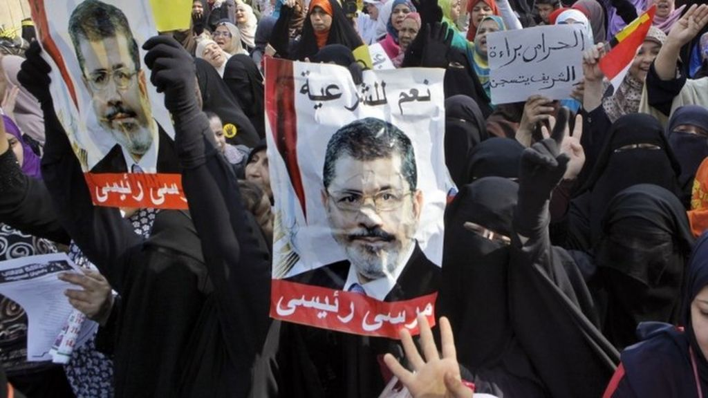 Egypt's Muslim Brotherhood declared 'terrorist group ...