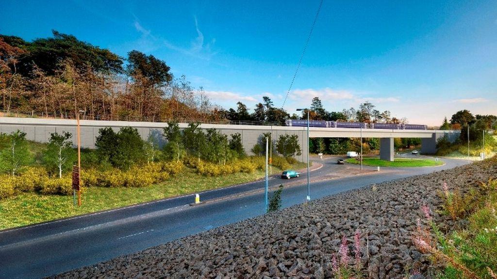 Hardengreen bridge