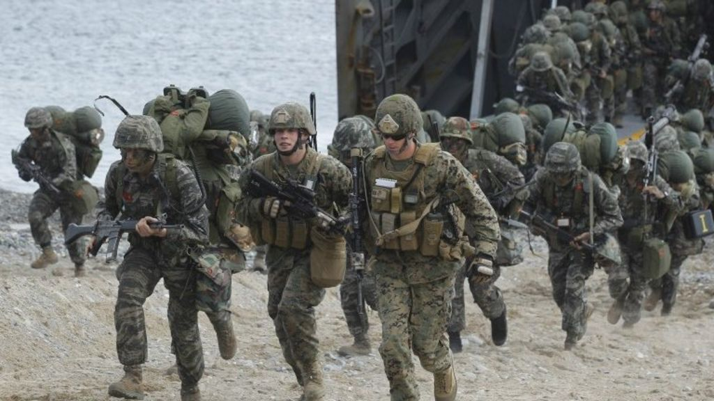 Military policy of south korea