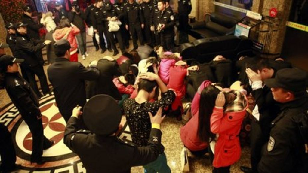 China media: Sex trade crackdown - BBC News: www.bbc.co.uk/news/world-asia-china-26131634