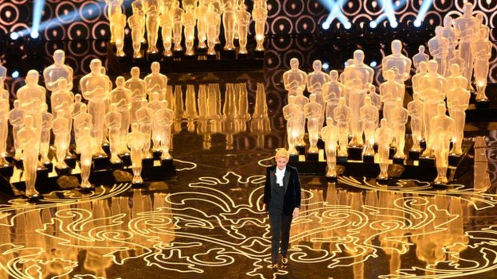 Oscars 2014: Academy Awards ceremony gets biggest TV ...