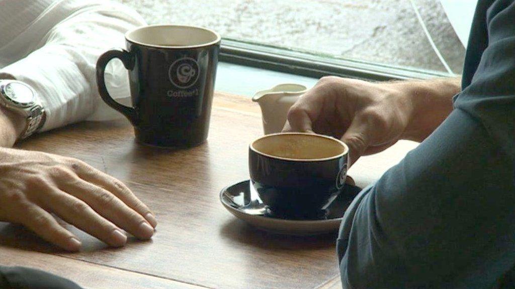 Brains Brewery Coffee Shops