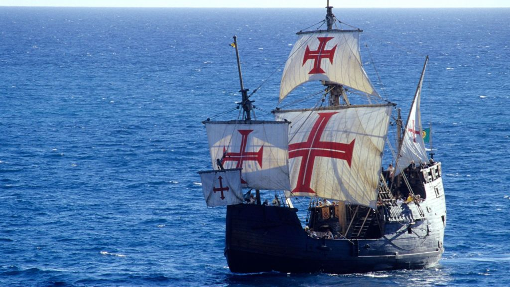 Christopher Columbus's Santa Maria wreck 'found' - BBC News
