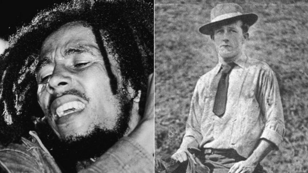 World War One: Bob Marley's father 'neurotic and ...