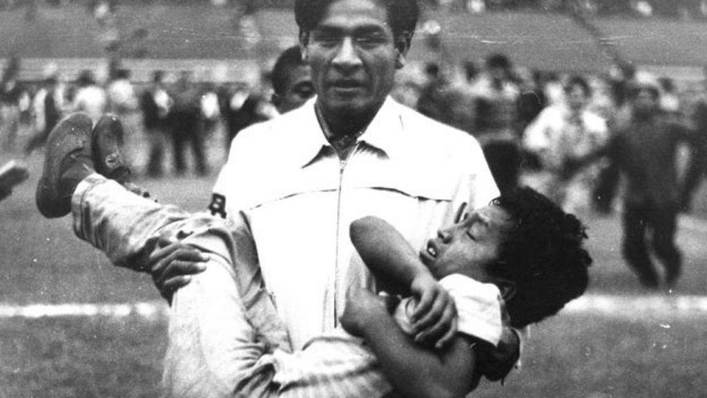 Lima 1964: The world's worst stadium disaster - BBC News