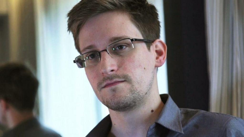 Snowden - Americas Real Patriot - Magazine cover