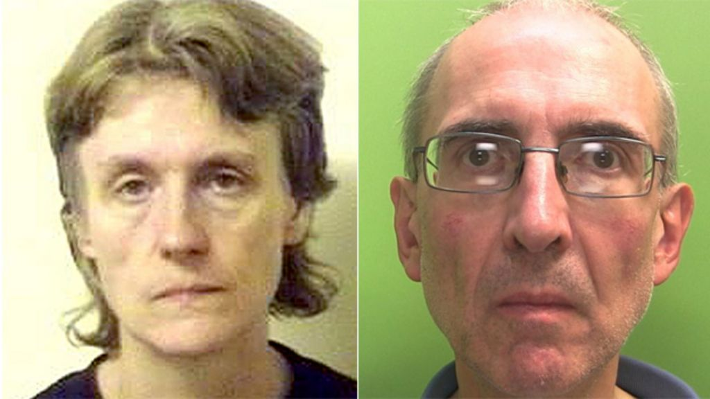 Mansfield garden bodies murders: Pair jailed for life ...